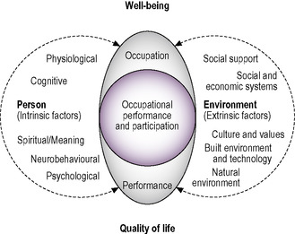 The Person–Environment–Occupational Performance (PEOP) Model