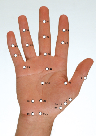 Chinese Hand Acupuncture | Musculoskeletal Key